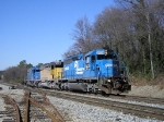 NS 3438 Lite Power Back To Inman Yard
