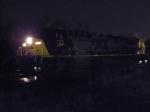 CSX 125 Lead loco for Ringling Bros. train
