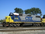 CSXT 2732 On CSX Y 101 At New River Yard