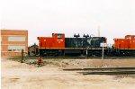 "Ex CN GMD-1 ""Prairie Dog"""