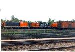 CN Retired GMD-1s #1170 & 1116