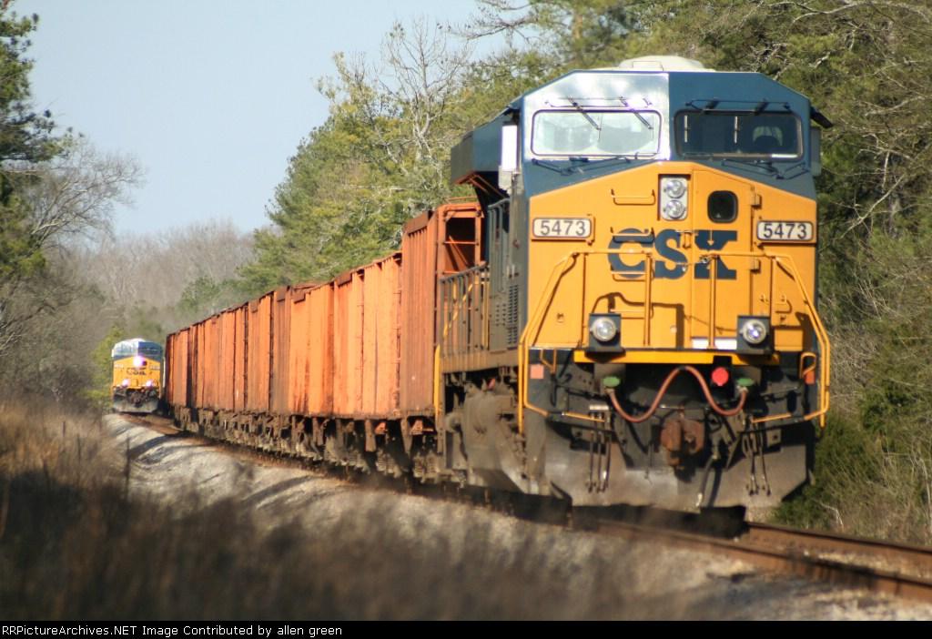 CSX 5473 W071