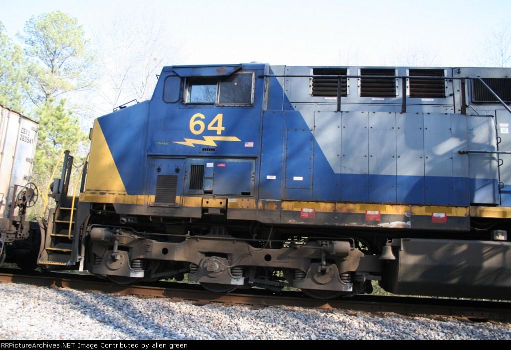 CSX 64 Q127 sb