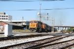 BNSF 8848 NS 736