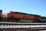 BNSF 5743 NS 736 SB 