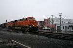 BNSF 6029 ns737 nb