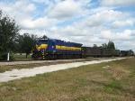 SGLR 590 at Ft Ogden, Florida