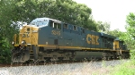 CSX ES44DC pulling M/T Juice Train Zephryhill, Fla.