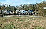 CSX NB Coal train