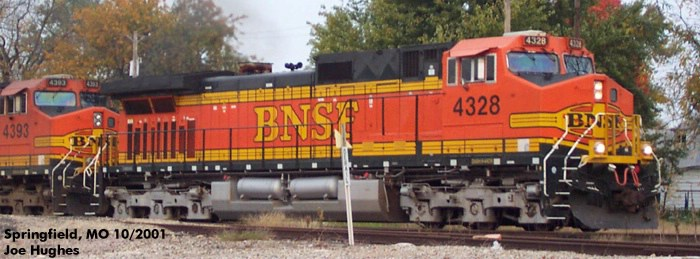 BNSF 4328