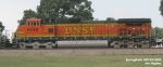 BNSF 4348