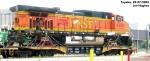 BNSF 4350