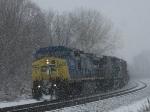 WB tanker train