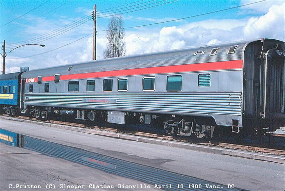 """CP 14202 """"Chateau Bienville"""""""