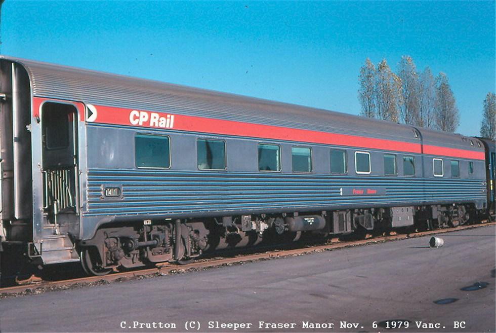 "CP 14327 ""Fraser Manor"""