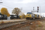 CSX and NS meet! Surprisingly uncommon