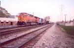 BNSF 5634