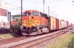 BNSF 7662