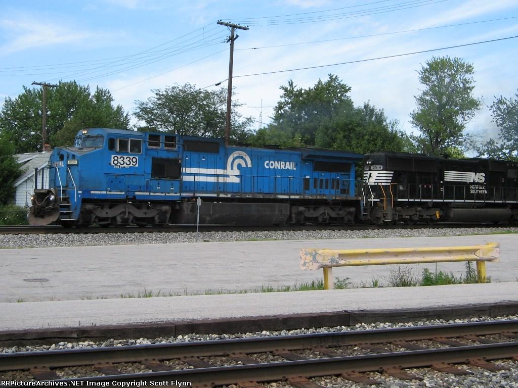 NS 8339