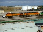 BNSF 4083 and 5329