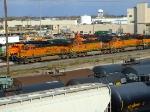 BNSF 7235, 4412, & 5119