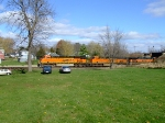BNSF 7579 and 7301
