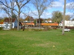 BNSF 1119 and 4949
