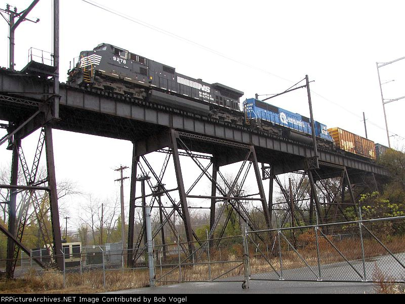 NS 9278 and 5420