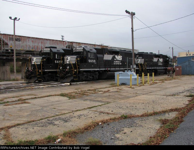 NS 5656, 5659, and 5658