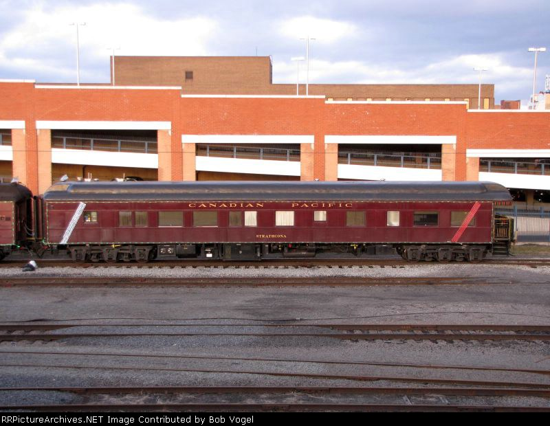 "CP Business Car ""Strathcona"""
