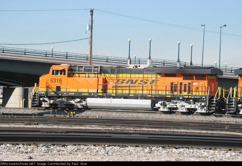 BNSF 6316