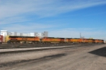 BNSF 1018/4675/5246/4467/4083 Arriving Denver Yard