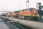 BNSF 4631