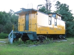 MEC Caboose ...Built 1921..Hiram, Me. This is 1 of 3 pictures.