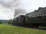 Founder's Day train