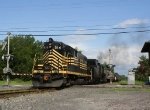 Heading back to Steamtown