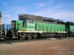 BNSF GP39E 2748