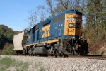 F772 CSX 2560 Green Mountain Local