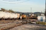 CSX 773 empty coal North