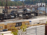 SD70's In the Enola Yard