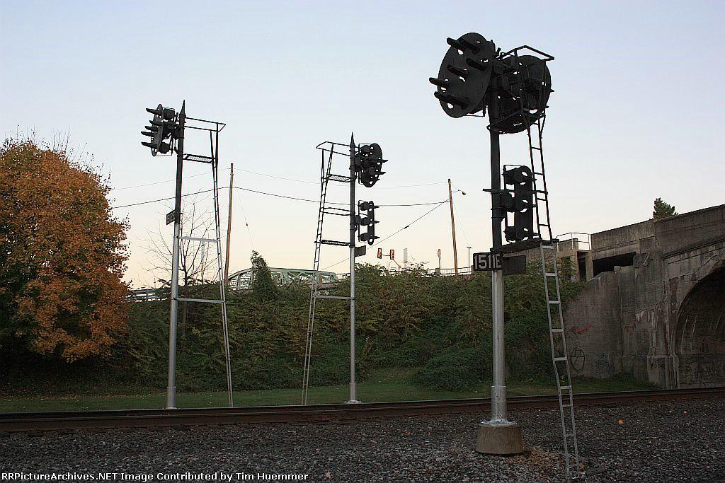 Odd PRR signals