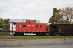 South Branch Valley Caboose