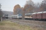 3 train meet!