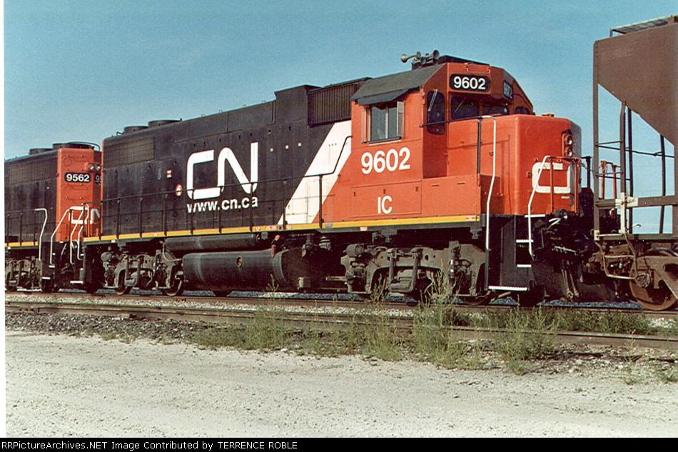 IC 9602 CN (ex-ICG)