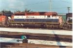 BC Rail 743 (ex-Oneida & Western)