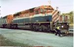 BC Rail 766