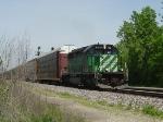 BNSF 7041
