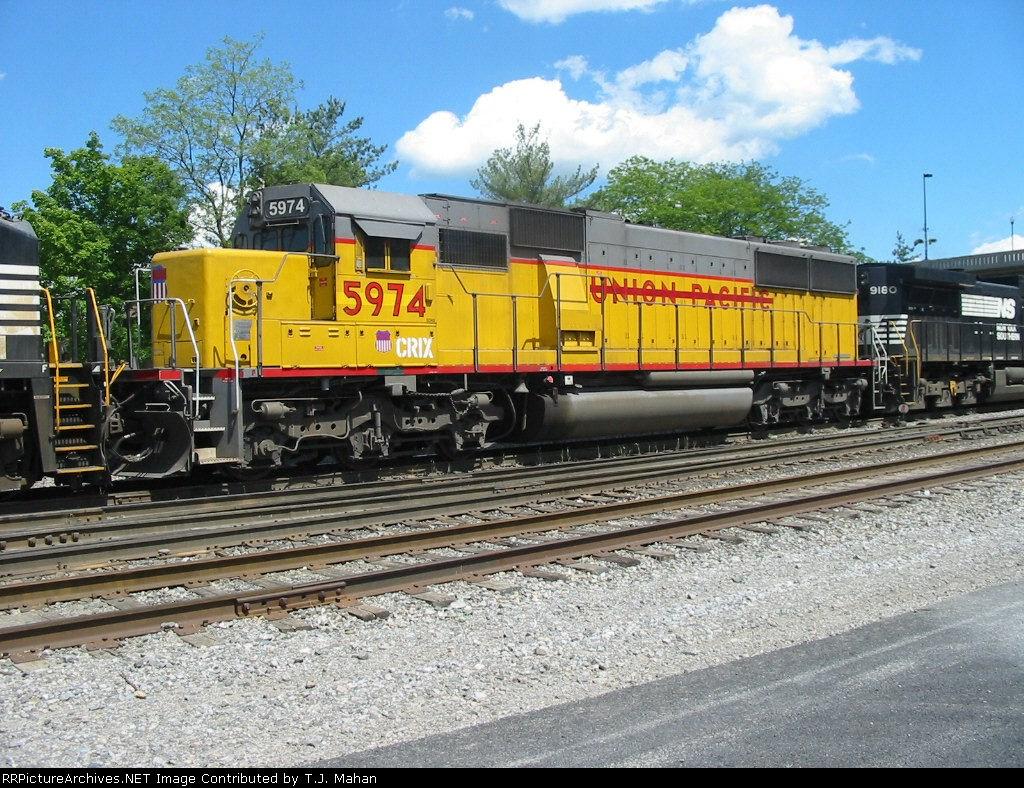 CRIX 5974 on NS 111
