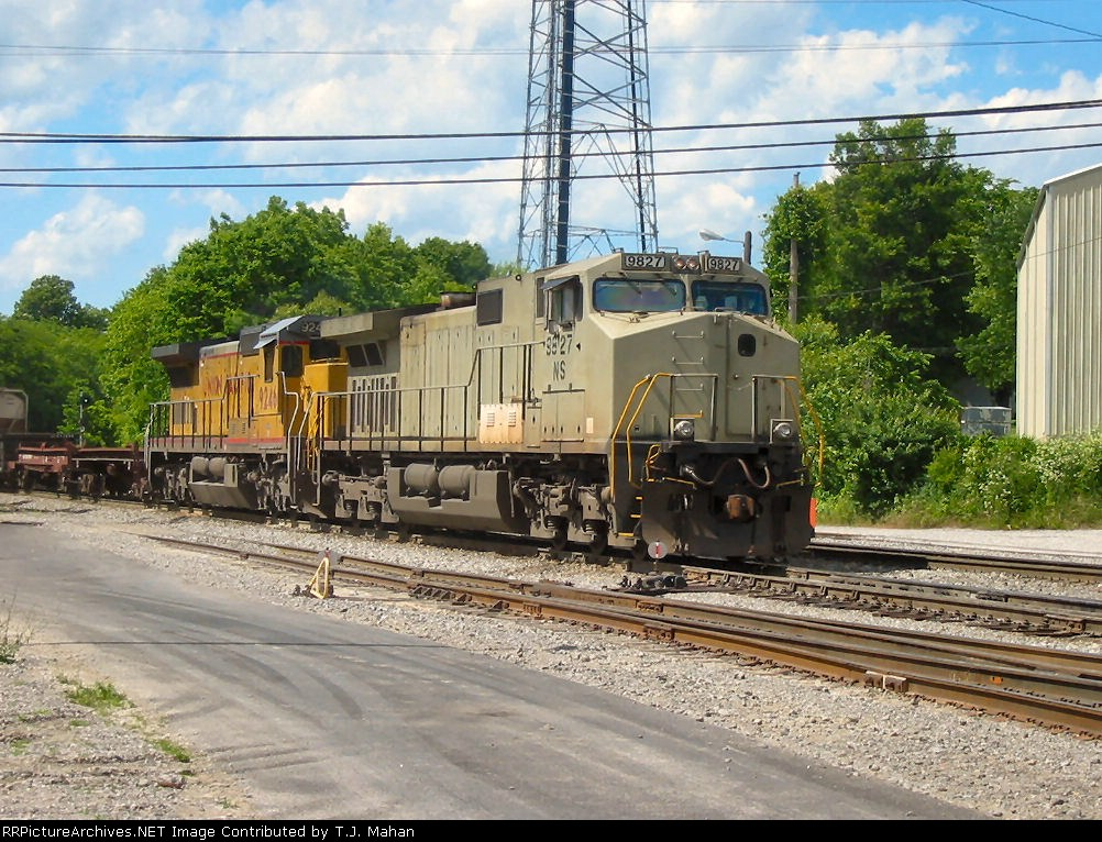 NS 167 at Perryville St.