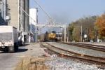 CSX Q211 southbound at MP 134 11/5/2009